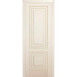 Дверь межкомнатная 27U Магнолия Сатинат