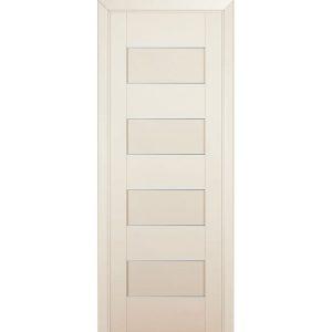 Дверь межкомнатная 45U Магнолия Сатинат