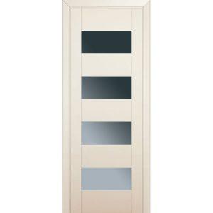 Дверь межкомнатная 46U Магнолия Сатинат