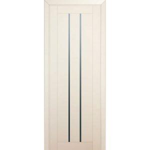 Дверь межкомнатная 49U Магнолия Сатинат
