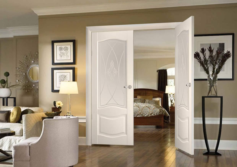 Двустворчатая дверь Порта-27 Grey Veralinga
