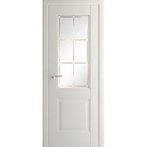 Дверь межкомнатная 90U Магнолия Сатинат