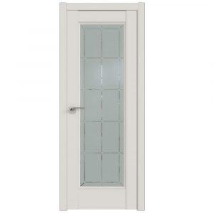 Дверь межкомнатная 92U Дарквайт
