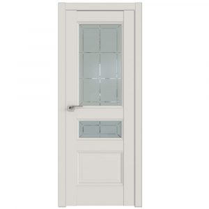 Дверь межкомнатная 94U Дарквайт