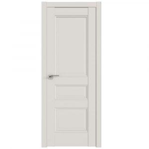 Светлая межкомнатная глухая дверь Профиль Дорс 95U Дарквайт