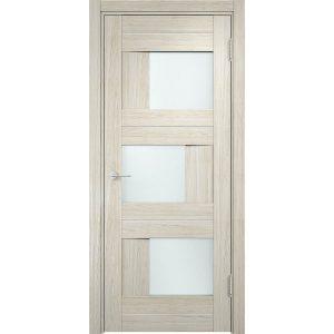 Дверь межкомнатная Сицилия 14 Беленый Дуб Мелинга