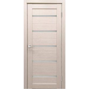 Дверь межкомнатная X-3 Тон Кремовая Лиственница