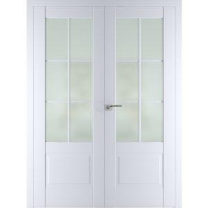 Двустворчатая дверь 103U (Аляска)