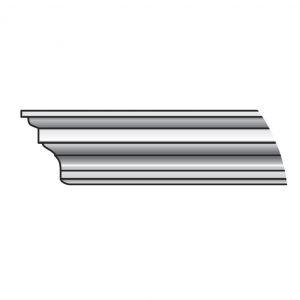 Карниз тип-1 для дверей экошпон