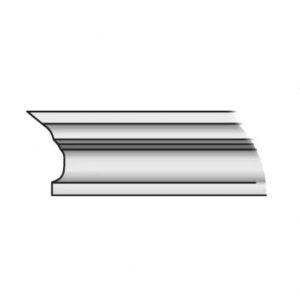 Карниз тип-3 массив сосны