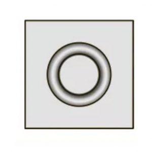 Розетка Тип-1 шпон натуральный