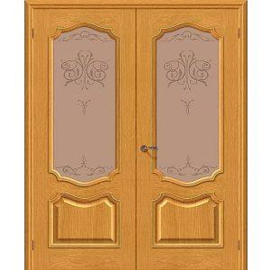 Двойная распашная дверь Премьера  Т-03