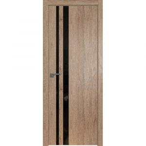 Дверь межкомнатная 16ZN Дуб Салинас Светлый
