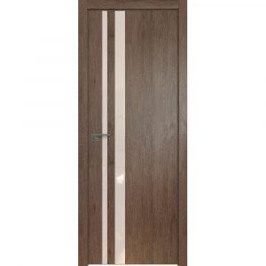 Дверь межкомнатная 16ZN Дуб Салинас Темный
