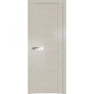 Дверь межкомнатная 2.01N Дуб SKY Белёный