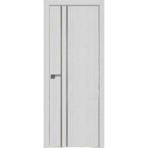Дверь межкомнатная 35ZN Грувд Серый