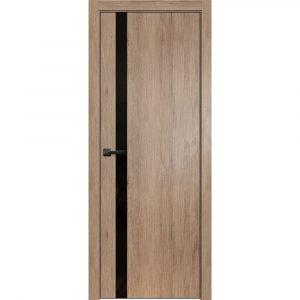 Дверь межкомнатная 6ZN Дуб Салинас Светлый