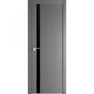 Дверь межкомнатная 6ZN Грувд Серый