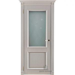 Дверь межкомнатная Афина Античный орех Глухая