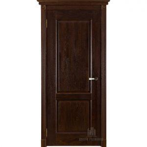 Дверь межкомнатная Селена Античный орех Глухая