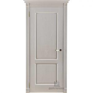 Дверь межкомнатная Селена Слоновая кость Глухая