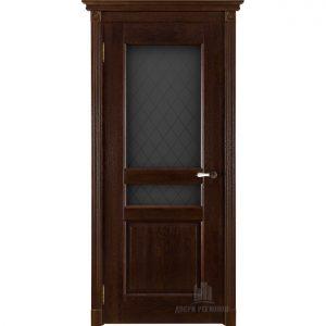 Дверь межкомнатная Виктория Античный орех Глухая