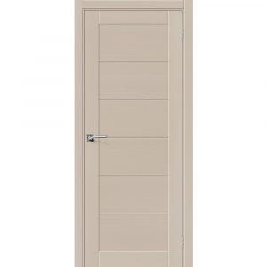 Дверь межкомнатная Вуд Модерн-21 Latte