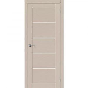Дверь межкомнатная Вуд Модерн-22 Latte