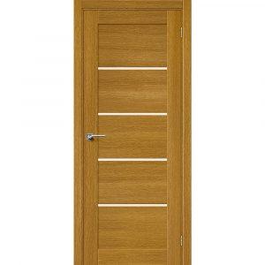 Дверь межкомнатная Вуд Модерн-22 Natur Oak/Magic Fog
