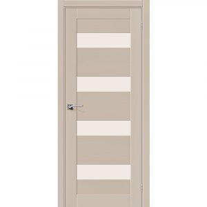 Дверь межкомнатная Вуд Модерн-23 Latte