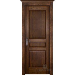 Дверь межкомнатная Гармония Античный орех Глухая