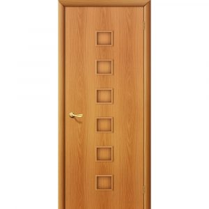Дверь межкомнатная 1Г Л-12 (МиланОрех)