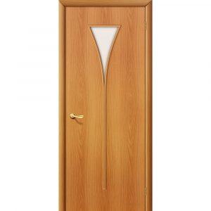 Дверь межкомнатная 3Г Л-12 (МиланОрех)