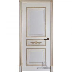 Дверь межкомнатная Лацио Эмаль Слоновая кость