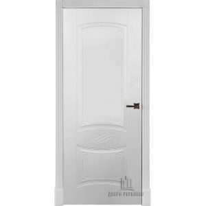Дверь межкомнатная Мариана Эмаль Белая