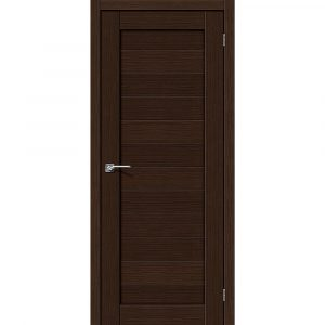 Дверь межкомнатная Порта-21 3D Wenge