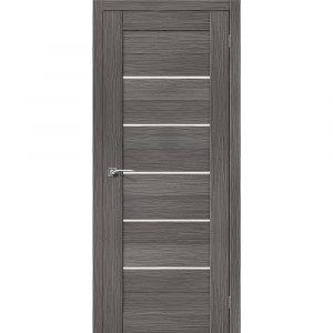 Дверь межкомнатная Порта-22 3D Grey