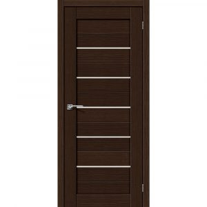 Дверь межкомнатная Порта-22 3D Wenge