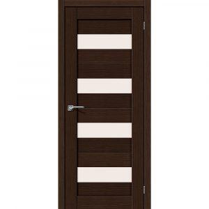 Дверь межкомнатная Порта-23 3D Wenge