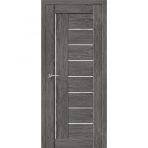 Дверь межкомнатная Порта-29 3D Grey