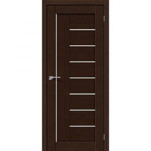 Дверь межкомнатная Порта-29 3D Wenge