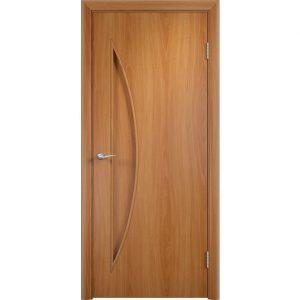 Дверь межкомнатная Тип С-06 Итальянский Орех Глухая
