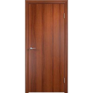 Дверь межкомнатная Гладкое ДПГ Итальянский Орех