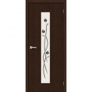 Дверь межкомнатная Тренд-14 3D Wenge