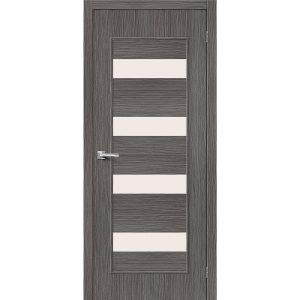 Дверь межкомнатная Тренд-23 3D Grey