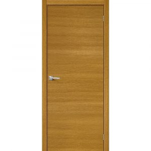 Дверь межкомнатная Вуд Флэт-0V1 Natur Oak H
