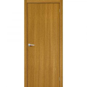 Дверь межкомнатная Вуд Флэт-0V1 Natur Oak V