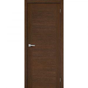 Дверь межкомнатная Вуд Флэт-1V1 Golden Oak