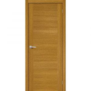 Дверь межкомнатная Вуд Флэт-1V1 Natur Oak