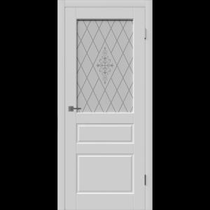 Дверь межкомнатная Chester Cotton White Art